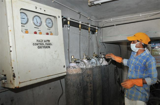 Punjab CM Seeks more oxygen tankers from Centre to meet growing demand