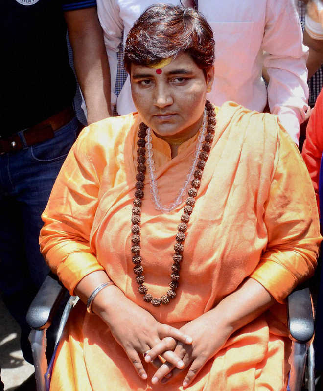 Cow urine extract protects from coronavirus, lung issues: BJP MP Pragya