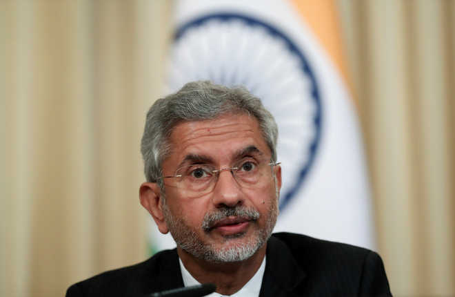 False alarm, says Jaishankar on Indian diplomats testing positive in London