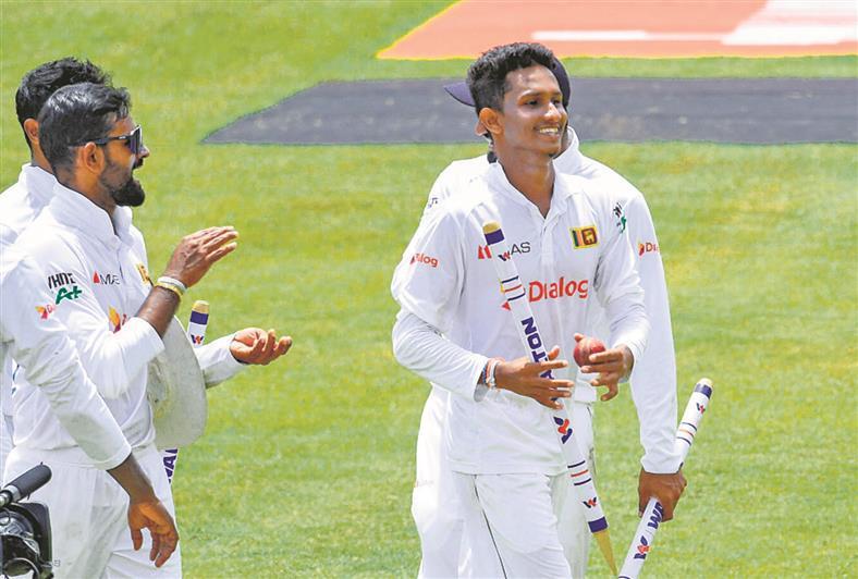 Sri Lanka clinch series with 2nd Test win over Bangladesh