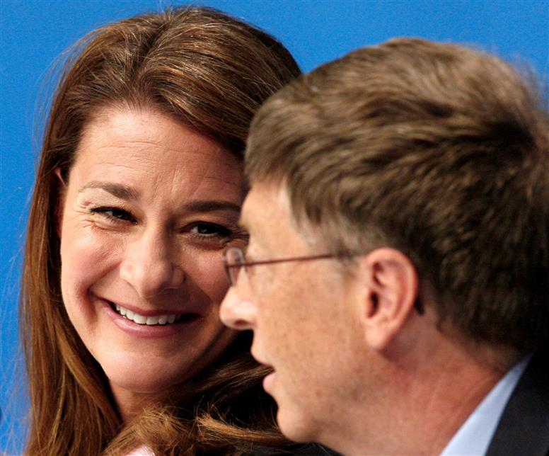 Bill and Melinda Gates end 27 years of marriage