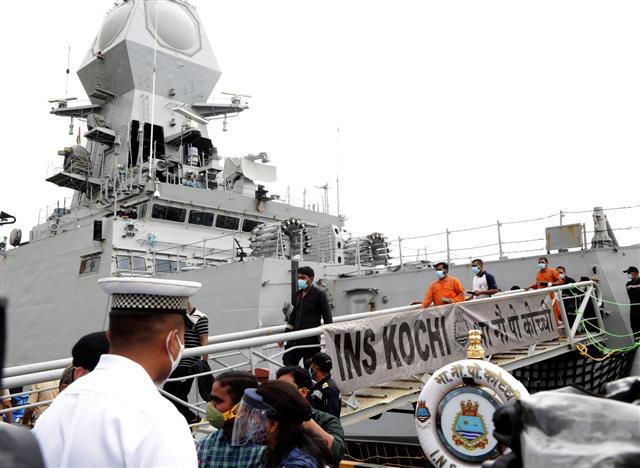 22 bodies found in Arabian Sea, 53 still missing
