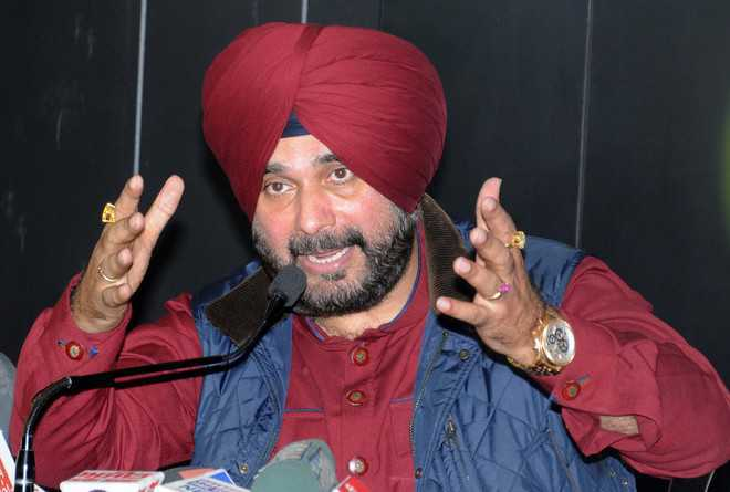 Navjot Singh Sidhu hits out at Punjab Chief Minister over formation of new SIT to probe Kotkapura firing