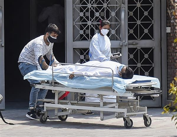 Covid-triggered black fungus infection is back, warns Gangaram hospital - The Tribune India