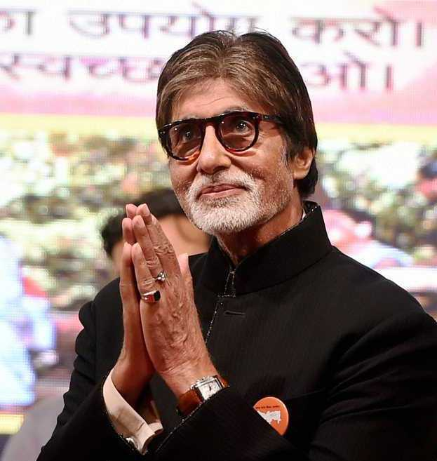 Amitabh Bachchan donates Rs 2 crore to COVID-19 care facility in Delhi