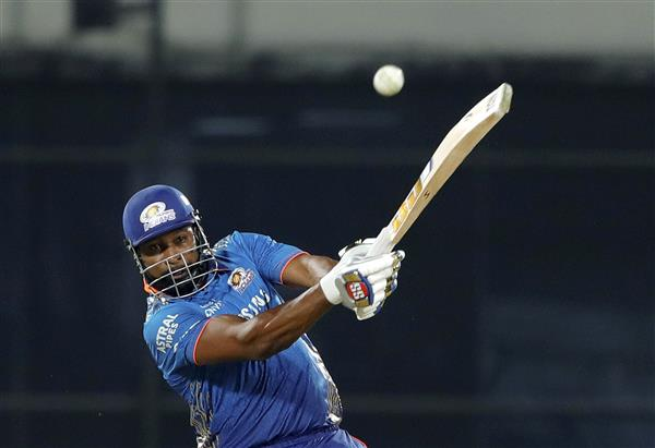 Mumbai Indians beat CSK by four wickets