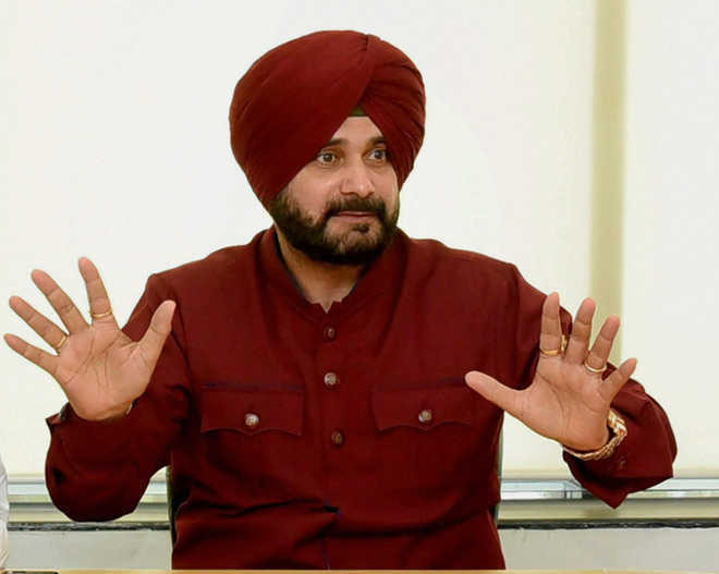 More Punjab ministers join chorus for disciplinary action against Sidhu