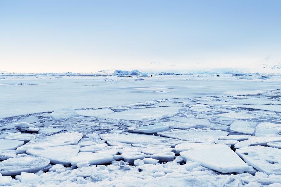 Antarctic ice sheet melting to push sea level by 20%