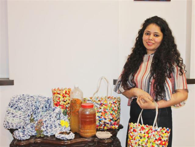 Green crusader shows the way forward in zero-waste lifestyle