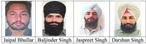 Wanted gangster Jaipal behind the killing of cops at Jagraon: Police