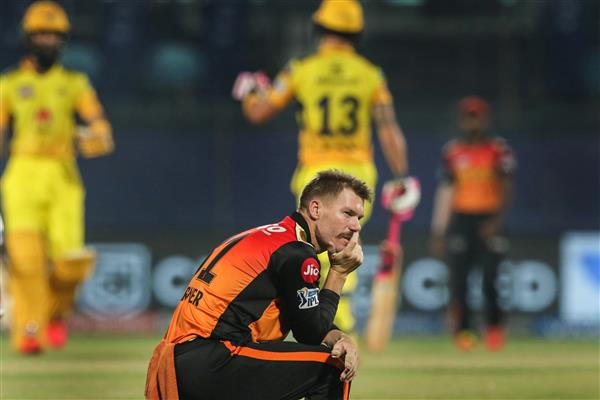 IPL 2021: SunRisers Hyderabad remove Warner from captaincy, Williamson takes charge