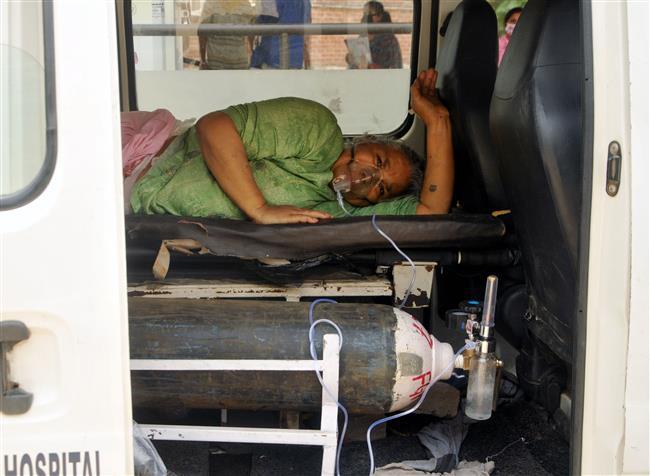 171 deaths, 9,100 fresh COVID cases in Punjab