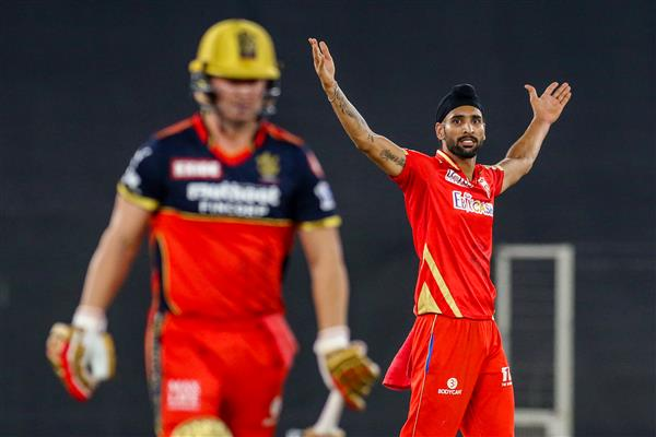Just went out and bowled freely, says Harpreet Brar from Punjab's Moga after taking 3 big RCB wickets
