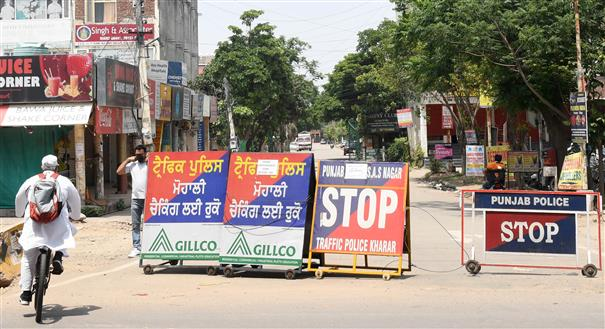 Chandigarh reports 10 deaths and 635 Covid cases