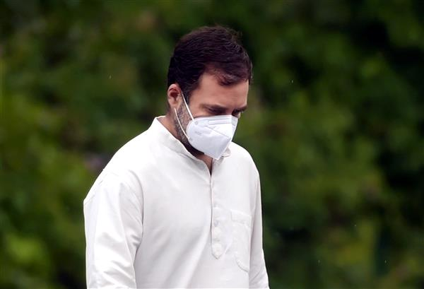 Cyclone Yaas: Rahul Gandhi asks Congress workers to provide all help in ensuring safety of people