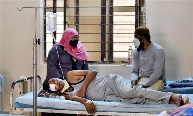 India reports 8,848 black fungus cases