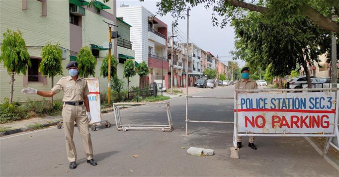 Chandigarh announces seven new containment zones