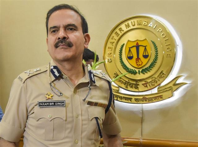 SC to hear Param Bir Singh's plea for transfer of inquiries to agency outside Maharashtra