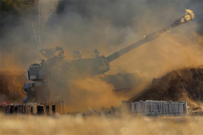 Israel shells Lebanon after failed launches toward Israeli territory