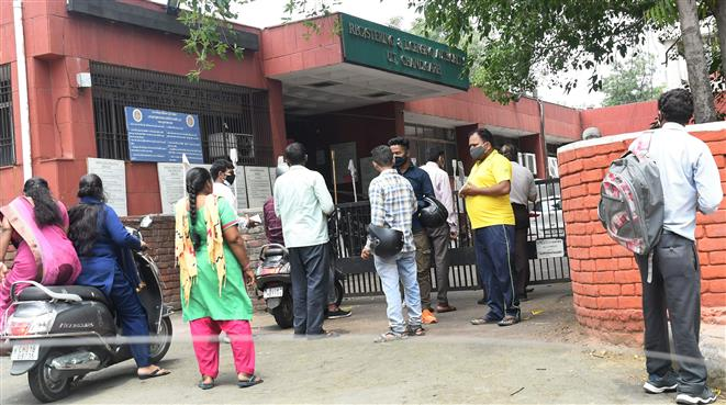 Chandigarh reports 863 new COVID cases, seven deaths