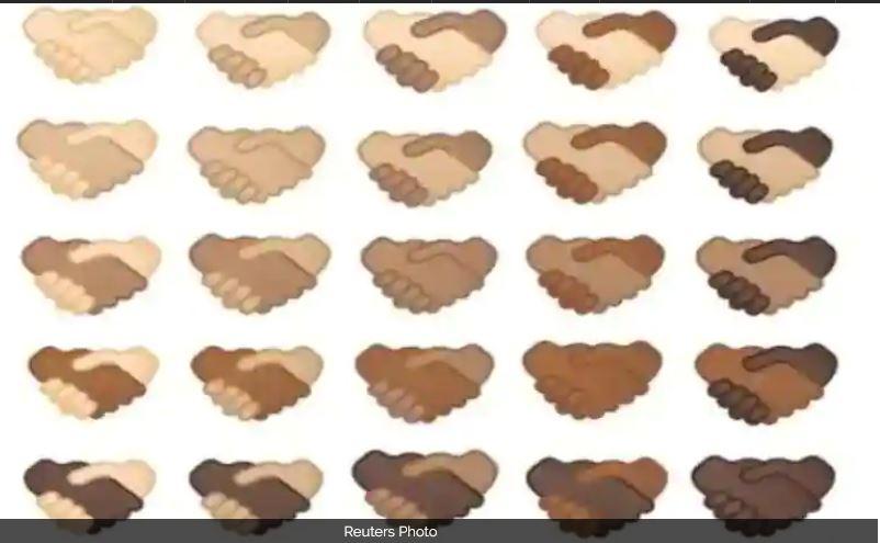 Google launching handshake emoji with 25 skin tone options