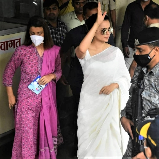 FIR filed against Kangana Ranaut for allegedly spreading 'hate propaganda' in West Bengal