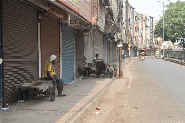 Traders body CAIT demands financial support to lockdown affected