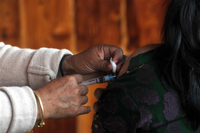 31 per cent citizens over 45 have received one Covid vaccine dose: PM told at review meet