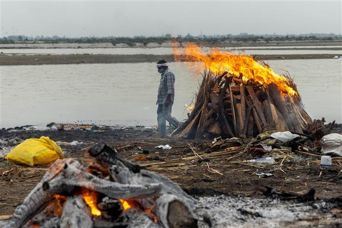 71 decomposed bodies retrieved from Ganga, last rites done, says Buxar SP