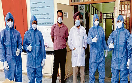 Disposing of Covid bodies takes toll on hospital staff