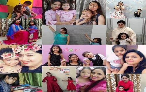 Mother's Day celebrations at schools in Jalandhar