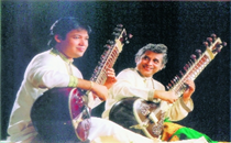 Tributes to music maestros Pt Rajan Mishra, Pt Debu Chaudhuri and his son Pt Pratik Chaudhari