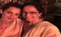 Kangana Ranaut recalls 'dark' phase, thanks her mother for all 'love, support'; shares emotional note