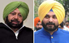 Badals, not Capt Amarinder, ruling Punjab: Navjot Sidhu sharpness attack on Congress government