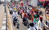 Lukewarm response to farmers' protest