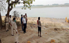 Dead bodies found buried on banks of Ganga in UP's Unnao; panic among locals