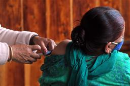 45+ to get priority in vaccine: Chandigarh Advisor