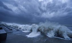 Yaas intensifies into 'very severe' cyclonic storm, landfall in Odisha early morning : IMD