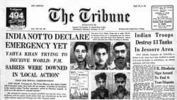 When Indira Gandhi broke tradition and mentioned Garibpur battle in Parliament
