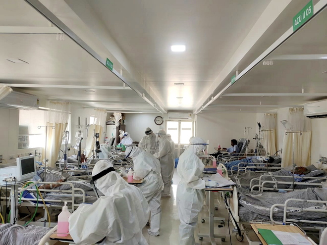 Makeshift hospitals to come up in 2 dists