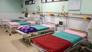 Beds available on govt portal, not in hospitals