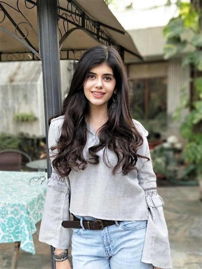 Sanjana Sanghi launches 'Here to Hear' for mental health support