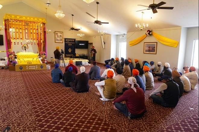 Indiana Sikhs remember shooting victims