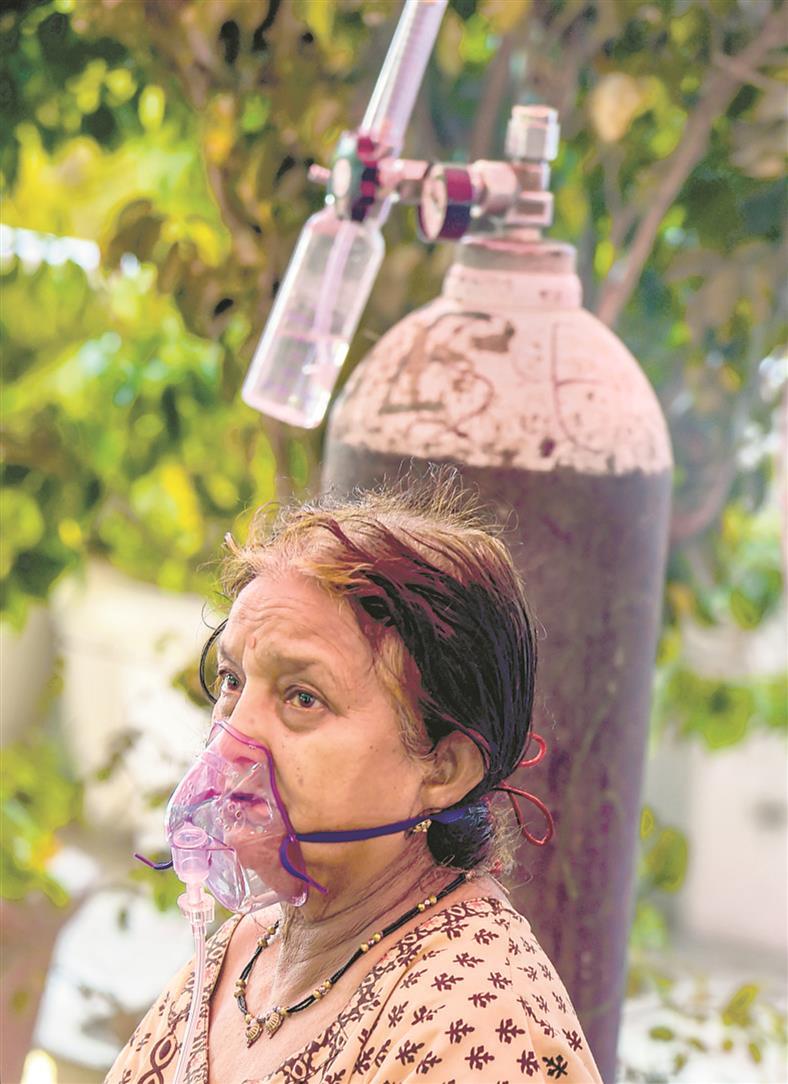 Supreme Court sets up national task force to streamline Oxygen allocation