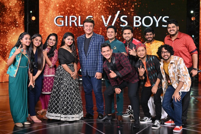 It will be a weekend of Boys vs Girls on Indian Idol