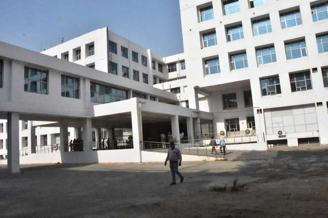 100-bed Covid centre opens in Faridabad today