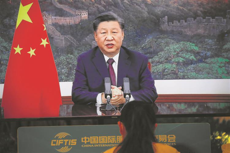 Leadership test lies ahead for Xi Jinping