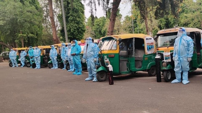 Consider Oxygen-fitted auto ambulances in tricity: Punjab and Haryana High Court