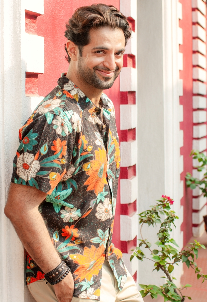 Sid Makkar set to feature in a new thriller web series