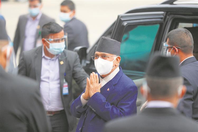 Power tussle keeps Nepal in turmoil